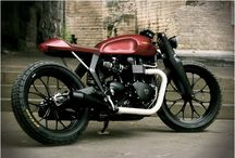 motorcycles  / by John Yarnell
