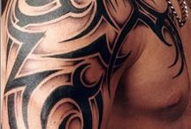 men tattoos / by Erin Chriswell