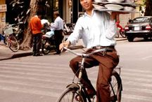 bicycles -  as cartage vehicle