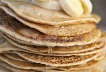 Pancakes Galette Blinis Waffeln