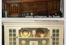 Diy furniture remake