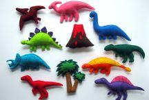 тема-динозавры