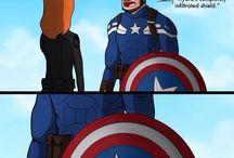 MARVEL / Marvel is love. Marvel is life.