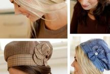 DIY Fashion Accessories - Sewing Patterns / Sewing patterns and DIY craft projects for sewing, designing and creating handmade fashion accessories.