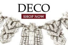 Deco the halls / Add decor to your style, go deco