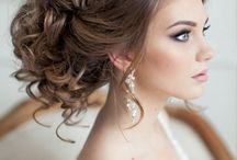 Simple Hairstyles For A Bride