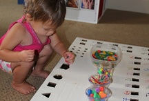 Crafts for the kids / by Nealynn Bailey
