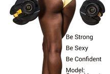 Fitness motivation female