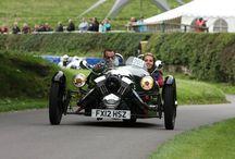 Morgan Thrill On The Hill / Morgan Motor Company at Shelsley Walsh