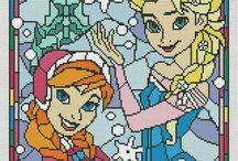 Disney mosaik