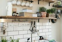 Open Shelf Kitchen Ideas