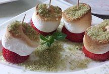Beilagen und Dessert grillen / Süßes oder Beilagen wie Burger Buns können auch gegrillt werden