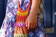 Bags / Knitted and Crocheted Bags