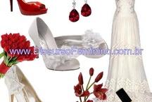 Casamento / Ideias para Casamentos. Para o Blog www.discursofeminino.com.br