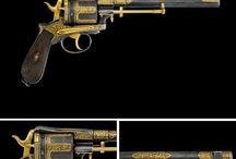 revolvery bubínkové