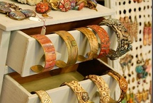 Jewelry Display for Bracelets