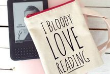 With Love for Books shopping