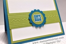 Stampin Up - Petite Curly Label / by Whitney Ulsas