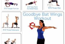 Flabby underarm workout