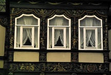 Fancy Windows Gates and Doors / by Janet Stinson