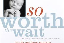 Adoption Annoucements / Tell the world about your adoption and your new son / daughter!