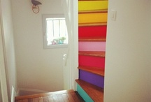 Stairs- children rooms