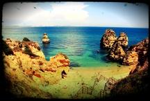 Around the world / Where I've been and lived! Uma viajante apaixonada...