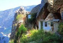 Άγιον Όρος-Μοναχισμος