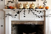 Mantle decorations / by Allison Howard