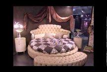 Circle bed design
