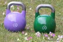 Kettlebells / Fitness mit Kettlebells