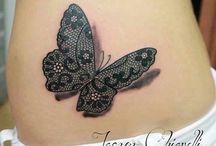 Lisa's Tattoo ideas