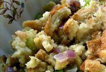 Thanksgiving Recipes / by Henrietta Welch