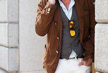 Old men fashion