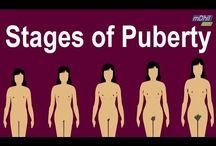 provocarile pubertatii