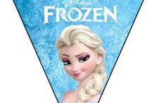 Danny frozen party