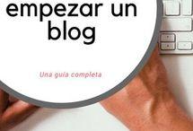 Blogger creado
