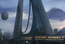 Scifi architecture