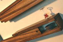 Inspirasjon møbler / Møbeldesign