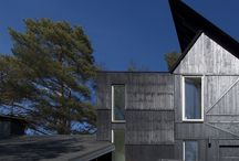 Villa Samurai, Finland / A house by helsinkizürich architects www.helsinkizurich.com