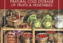 Bewaren van groenten, fruit en aardappels