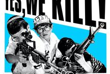 Y,WK! / My graphics for Yes,We Kill!
