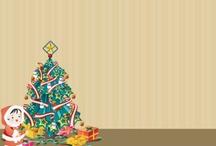 Plantillas y Fondos de Navidad / by Plantillas PPT