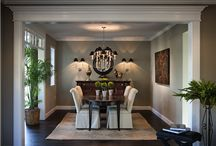 To Dine For (Nooks and Dining Rooms) / You are where you eat...or at least these rooms will have you believing so.
