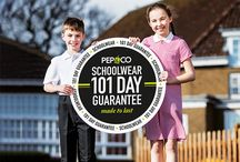 Schoolwear from PEP&CO