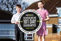 Schoolwear from PEP&CO