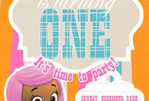 Bubble Guppies Party / by Bonnie Butler