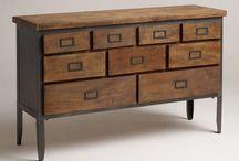 Furniture / by Erin Danner