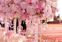 Pink Themed Wedding