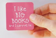 B is for Books!  / by ~•♥ Vikki ♥•~